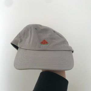 Love Your Melon Embroidered Watermelon Cap/Hat
